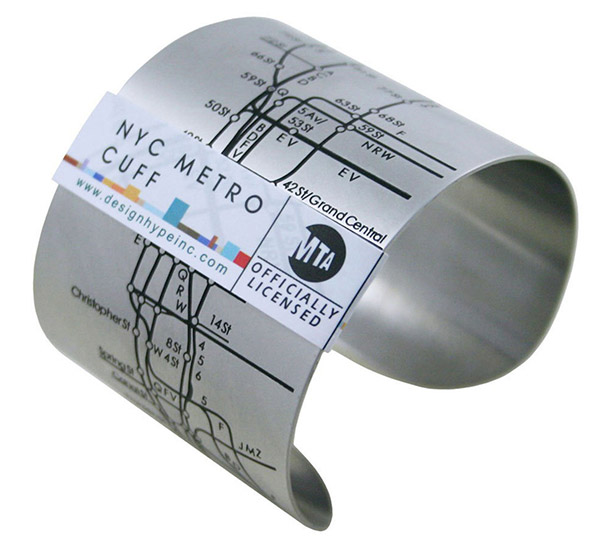 metro_cuff_subway_bracelet