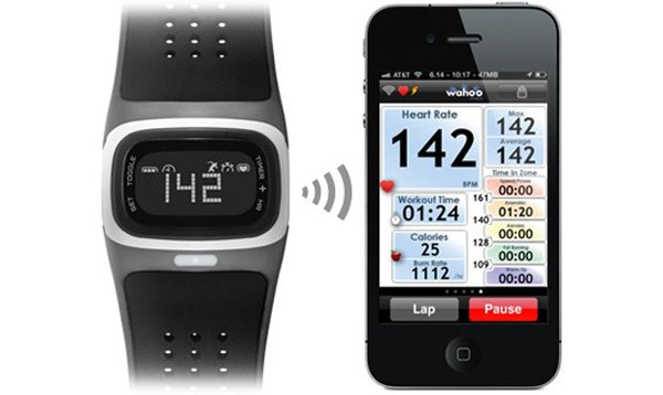 mio alpha heart rate watch app