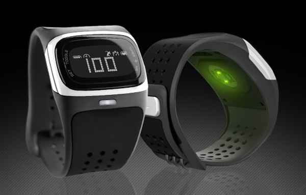 mio alpha heart rate watch sensor