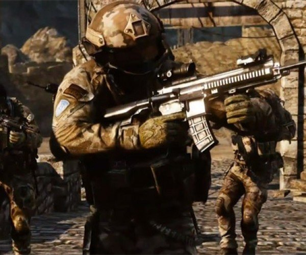 Medal of Honor Warfighter Zero Dark Thirty Map Pack: Play It for a Good Cause