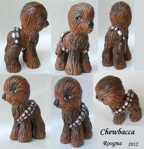 my little chewbacca