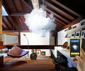 Nebula 12 Indoor Weather Station Makes Clouds: No Need to Look Out the Window