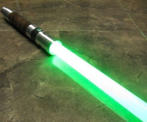 not lightsaber battle saber by saberforge 5 300x250