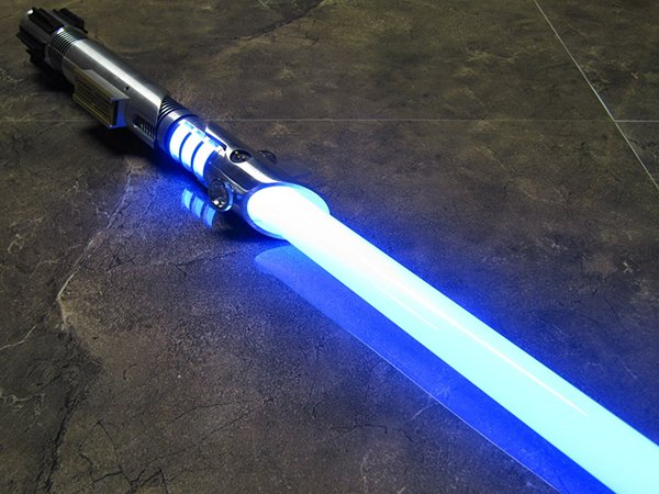 not lightsaber battle saber by saberforge