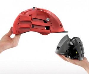 Overade Collapsible Bike Helmet: Let's Hope It Doesn't Collapse in a Crash