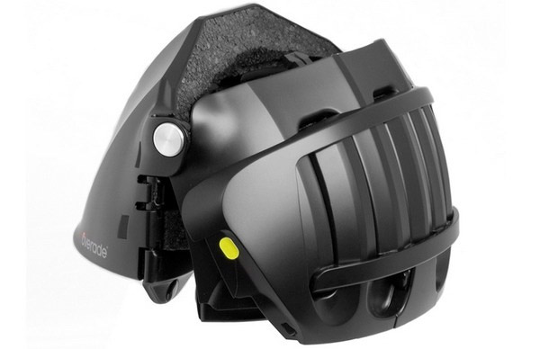 overade folding helmet 2