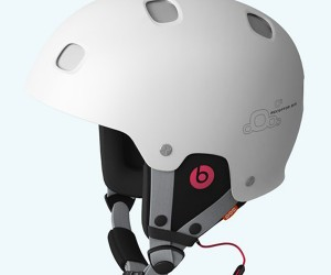 POC's Receptor BUG Snowboard Helmets Powered by Beats by Dre
