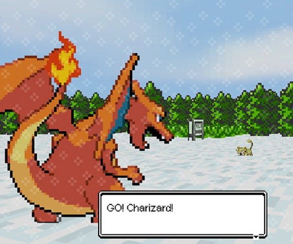 Pokémon Fan Remakes Gold/Silver into a 3D RPG: Hint Hint, Game Freak