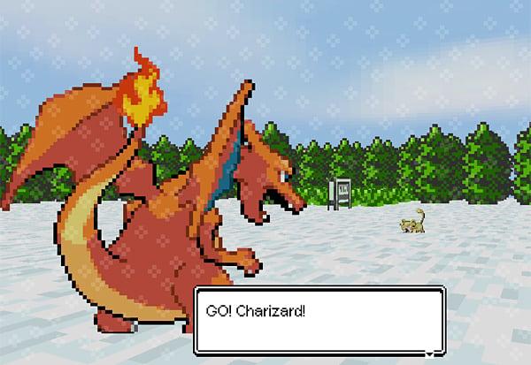 Pokémon Fan Remakes Gold/Silver into a 3D RPG: Hint Hint, Game Freak - Technabob