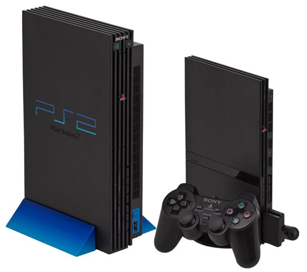 ps2 fat slim