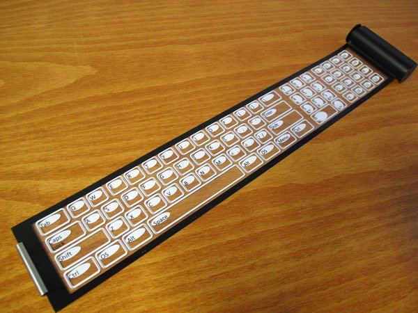 qii unrolled keyboard