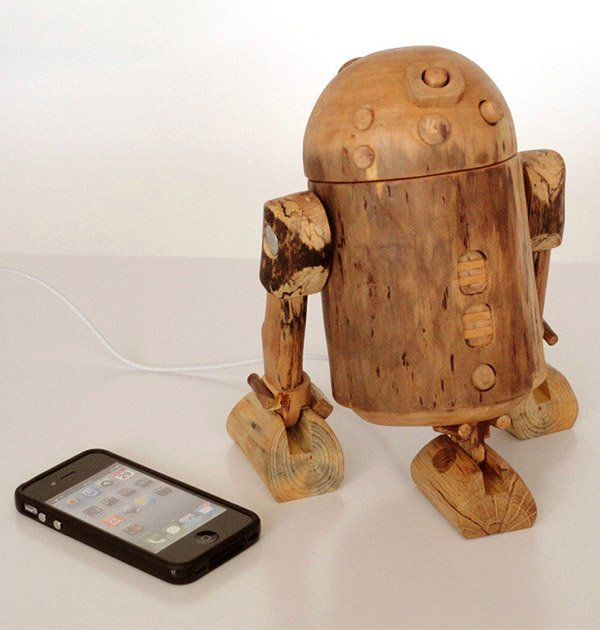 r2 d2 iphone dock 2