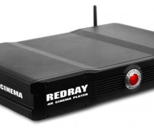 REDRAY 4K Cinema Player Puts Theater Quality Images in Your Media Room