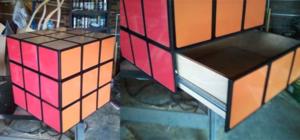 rubiks cube drawers 2
