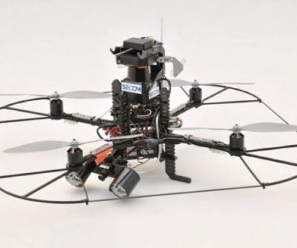 Rent Your Own Personal Security Drone