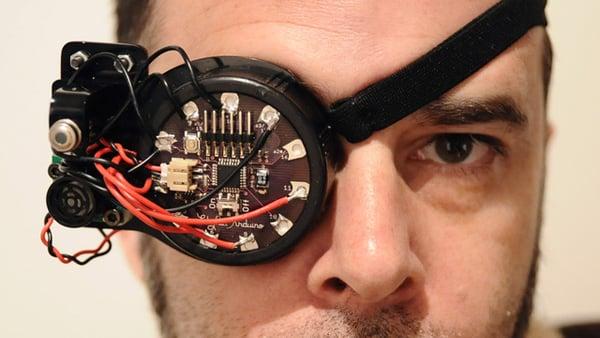 Diy Google Project Glass I Am Locutus Of Nerd