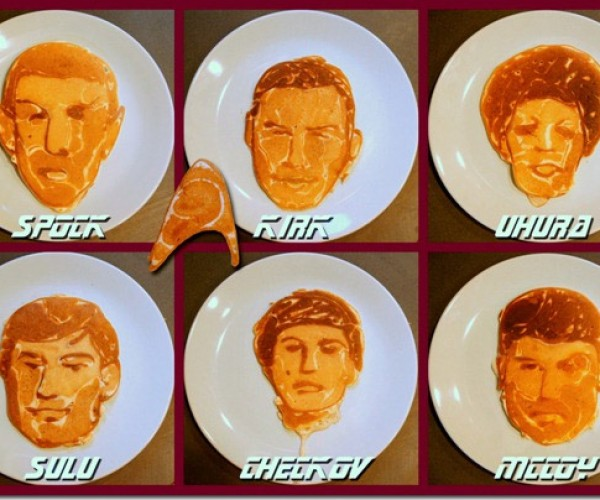Star Trek: Into Breakfast