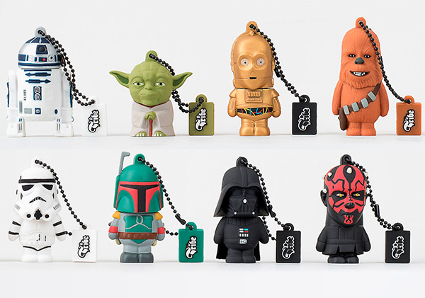 star wars tribe flash drives 1