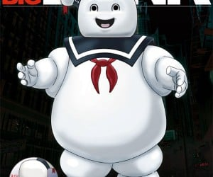 Stay-Puft Marshmallow Man Bank Could Never Ever Possibly Destroy Your Money