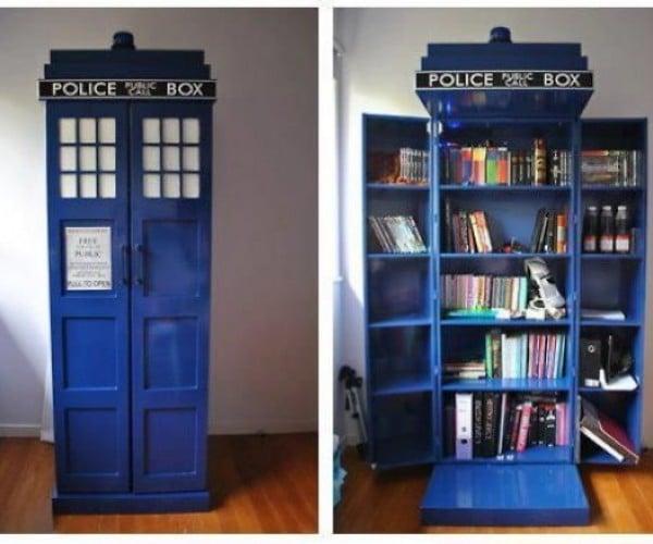 TARDIS Bookshelf: Silence in the Library