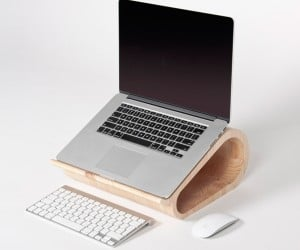 Vool Laptop Stand Looks Great, But You Could Buy a Laptop for That Price!