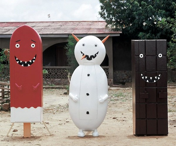 The Wackiest Coffins You'll See Today