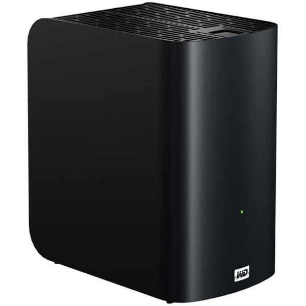 western digital my book live duo raid enclosure