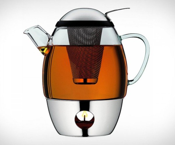 WMF SmarTea Kettle: One Schmancy Tea Pot