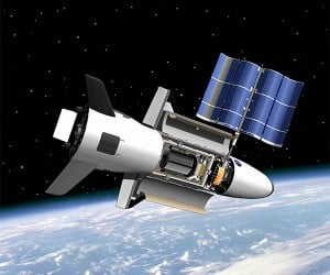 Air Force to Launch X-37B Orbital Test Vehicle Today