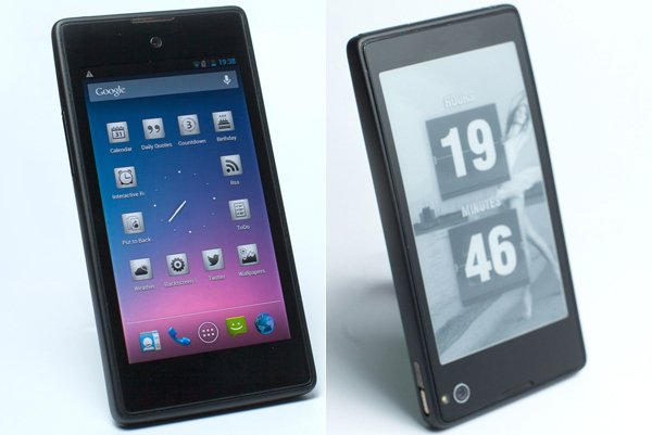 yota phone dual display e ink smartphone