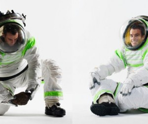 NASA Z-1 Spacesuit Testing Completed: To Infinity and Beyond!