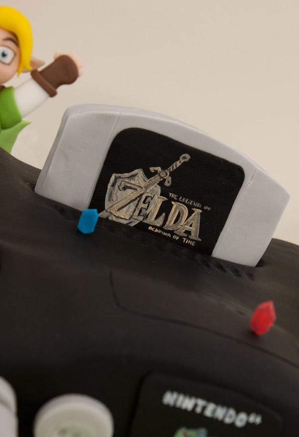 zelda cake 2