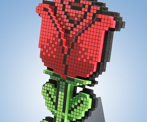 8 bit rose thinkgeek 2 300x250