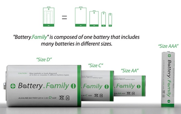Battery Family1