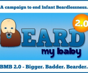 Beard My Baby 2.0 App: Because Every Baby Needs a Beard