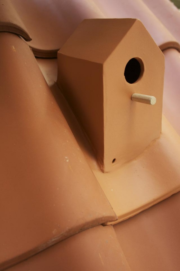 Ceramic Birdhouse1