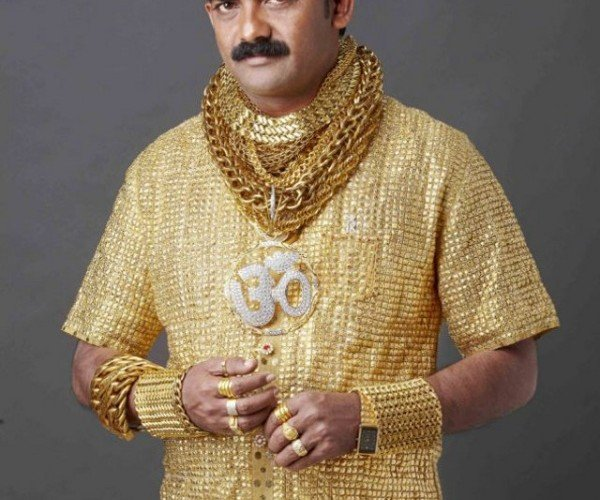 Meet the Gold Man of Pimpri: Smart Investor or Foolish Romantic?