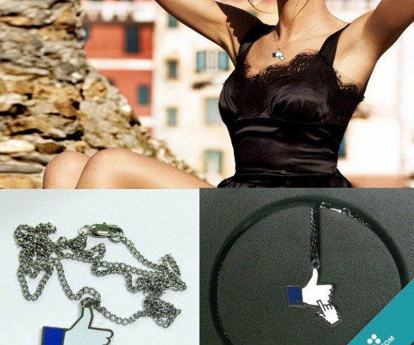 'Like' Pendants Let You Express Your Affections IRL