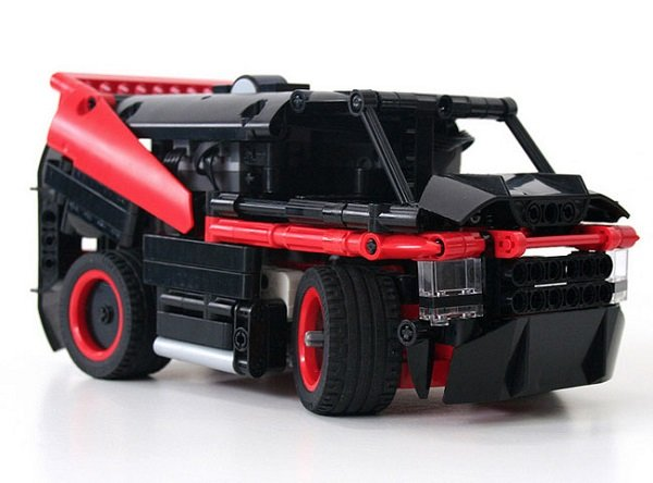 LEGO ATeam van