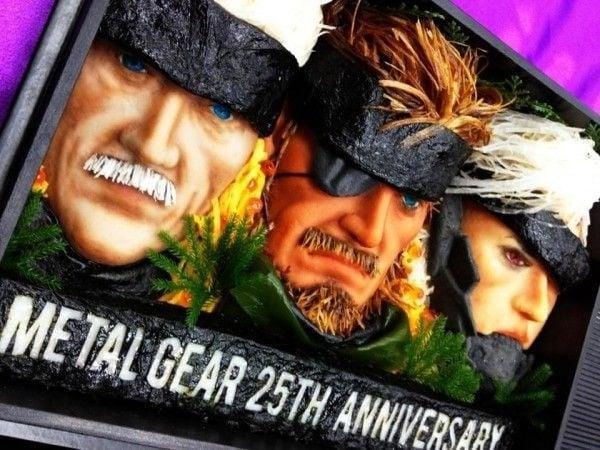 Metal Gear Bento