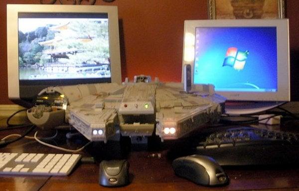 Millenium Falcon pc and Mac