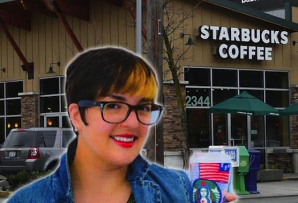 Starbucks Lady