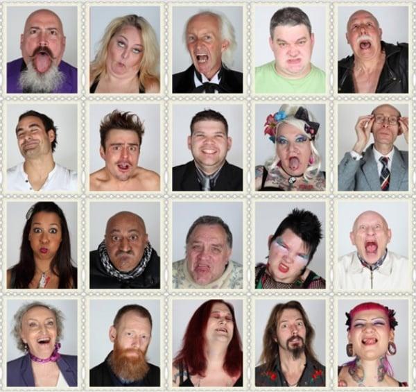 Ugly People Modeling Agency