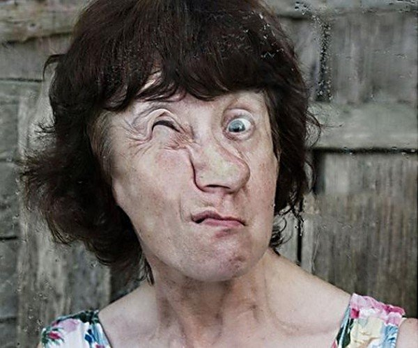The Ugly Truth: It Only Takes Glass to Make People Ugly