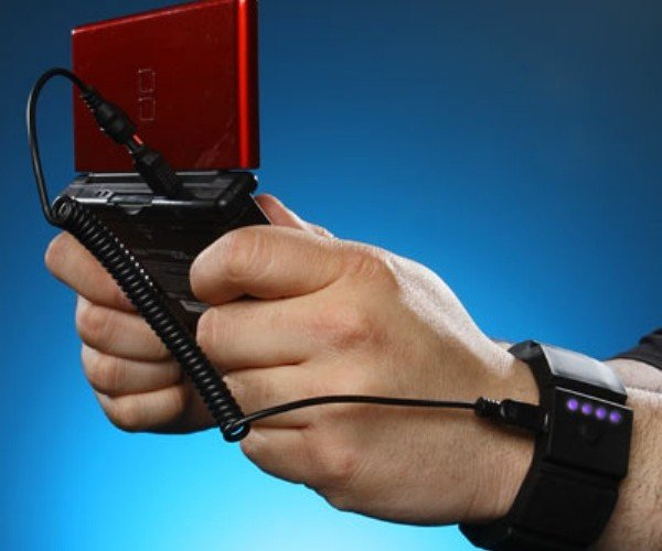 Universal Gadget Wrist Charger: Portable Power at Its Handiest