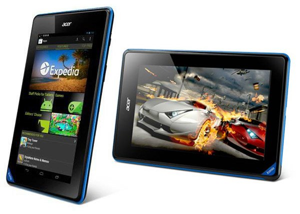acer iconia B1 A71 tablet