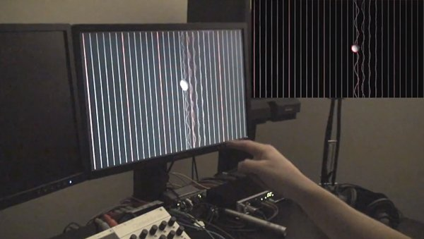 airharp leap motion sensor demo by adam somers