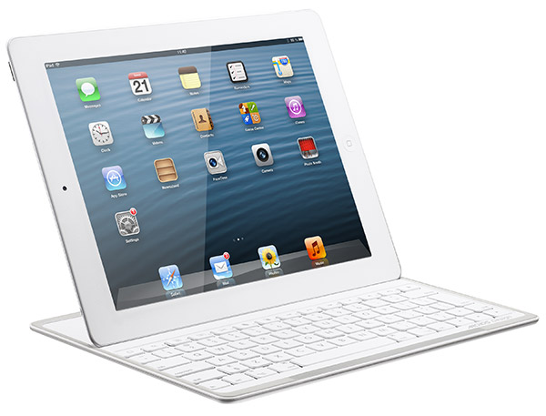 Archos Ultrathin Keyboard for iPad: Barely Thicker than the Smart Cover