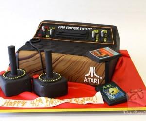 Atari 2600 VCS: Video Cake System
