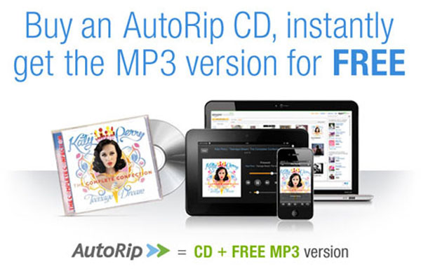 Amazon Lends the Music Industry a Clue with AutoRip